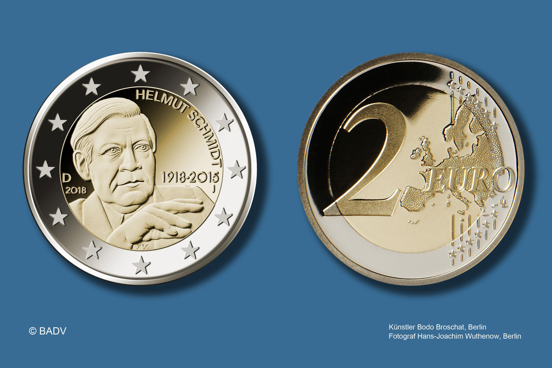 2018 100 Geburtstag Helmut Schmidt Deutsche Bundesbank
