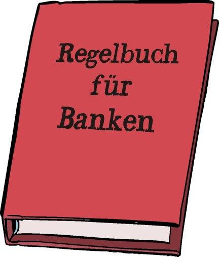 Rulebook for banks (© Reinhild Kassing)