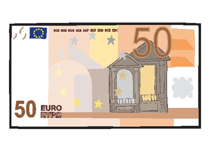 The New 50 Banknote Looks Different Deutsche Bundesbank