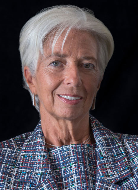 Christine Lagarde © International Monetary Fund