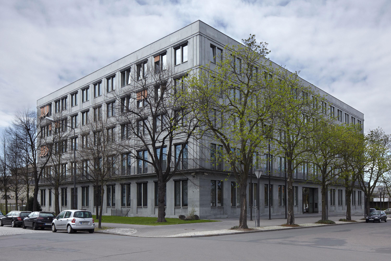 Gebäude Der Deutschen Bundesbank Deutsche Bundesbank