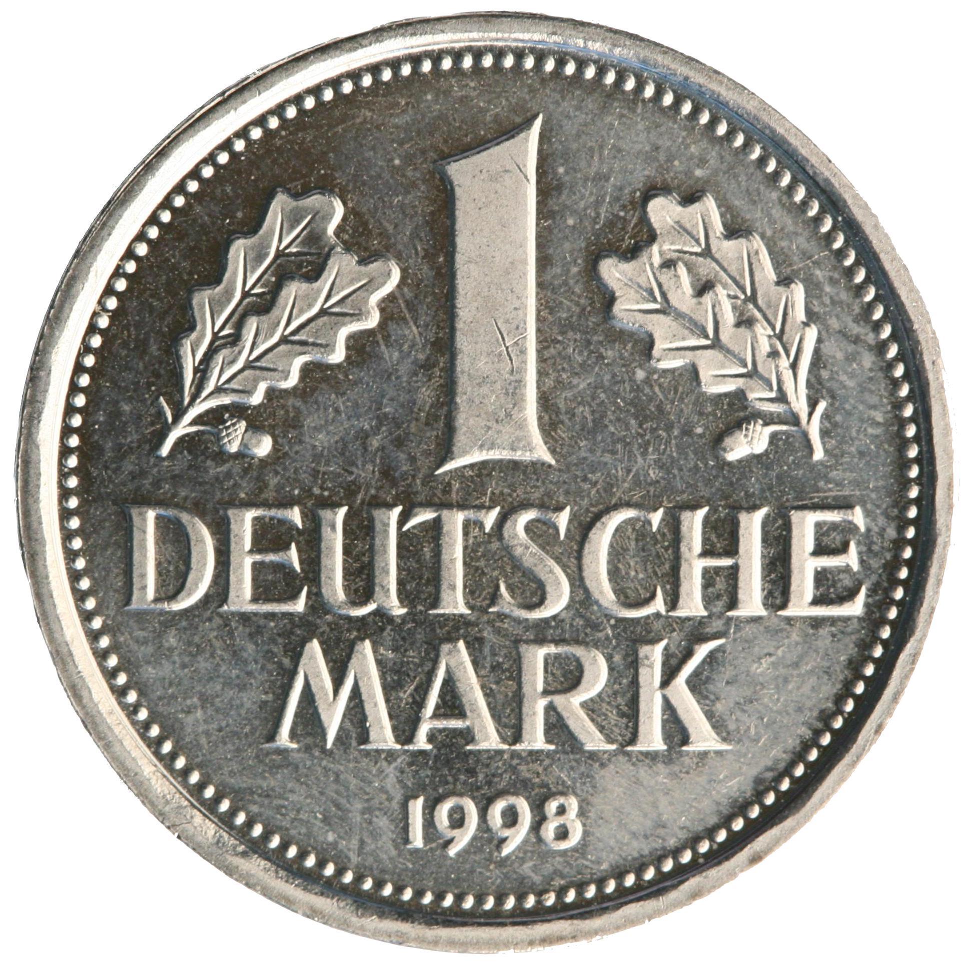 Dm Umlaufmünzen Deutsche Bundesbank
