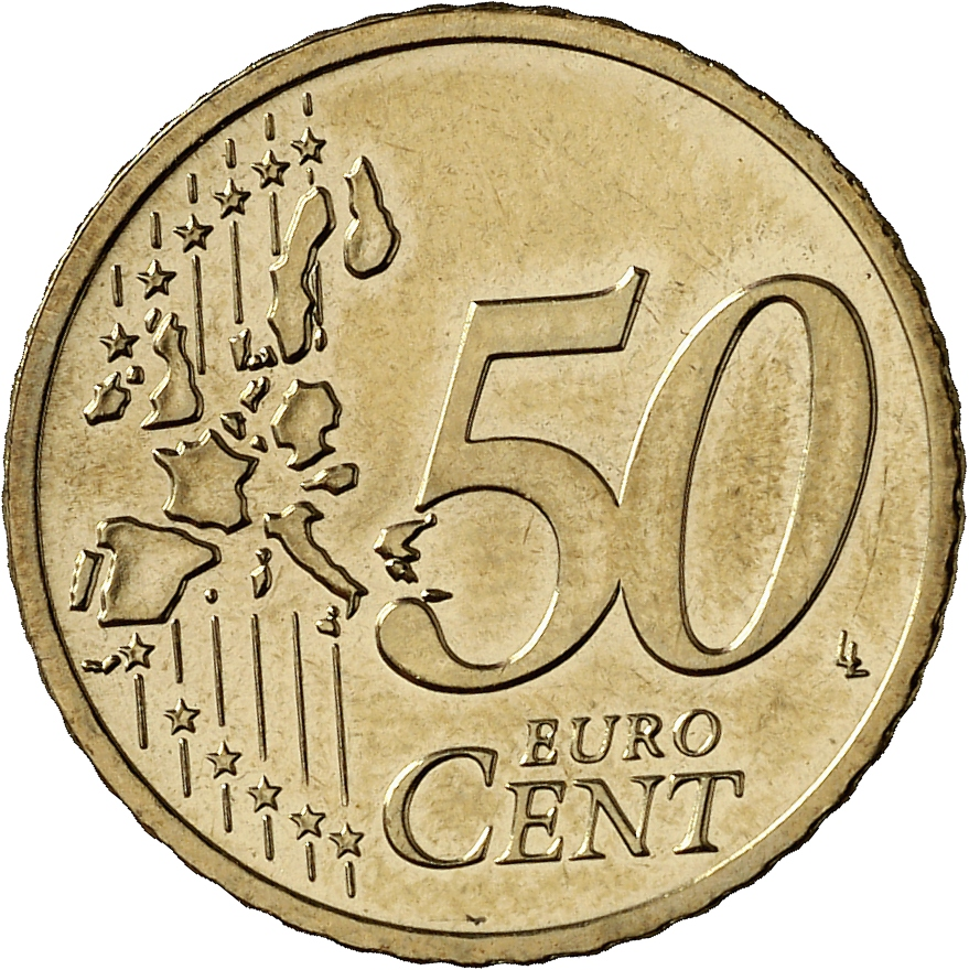 50 cent coin up to the end of 2006