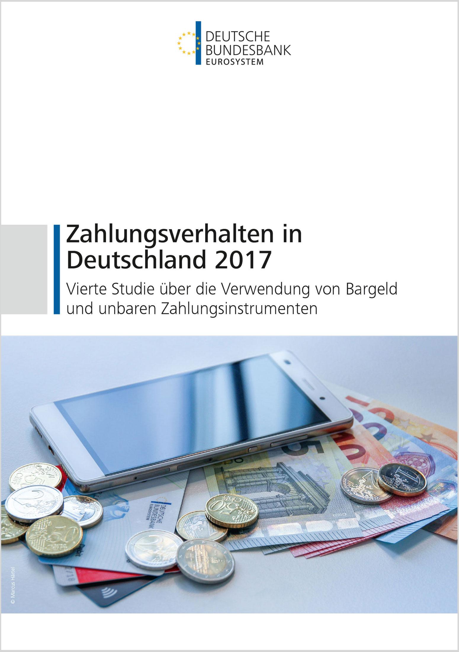 Zahlungsverhalten In Deutschland 2017 Deutsche Bundesbank