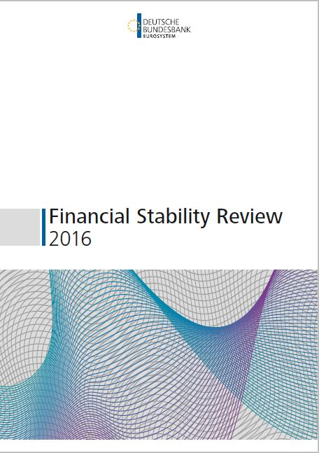 Financial Stability Review 2016