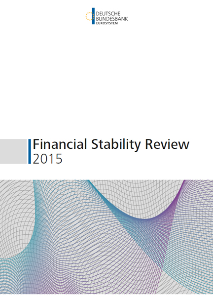 Financial Stability Review 2015
