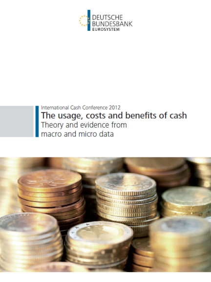 Cover: Cash Conference Volume