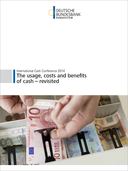 Cover of the Conference Volume: Euro banknotes in a cash drawer