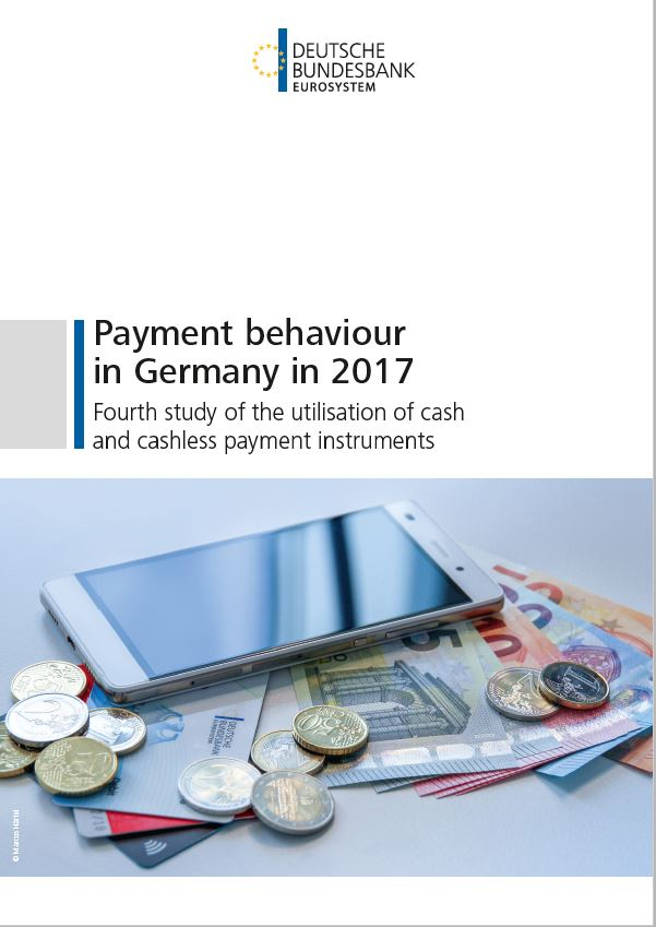 Payment behaviour in Germany in 2017