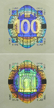 Hologram Patch