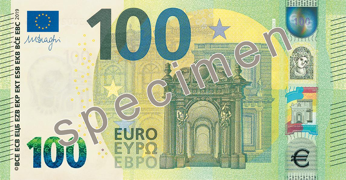 Neue 100 Euro Und 200 Euro Banknoten Ab Dem 28 Mai Im Umlauf Deutsche Bundesbank