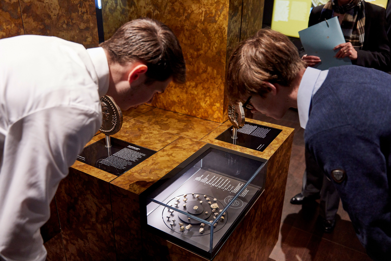 Einblick ins Geldmuseum