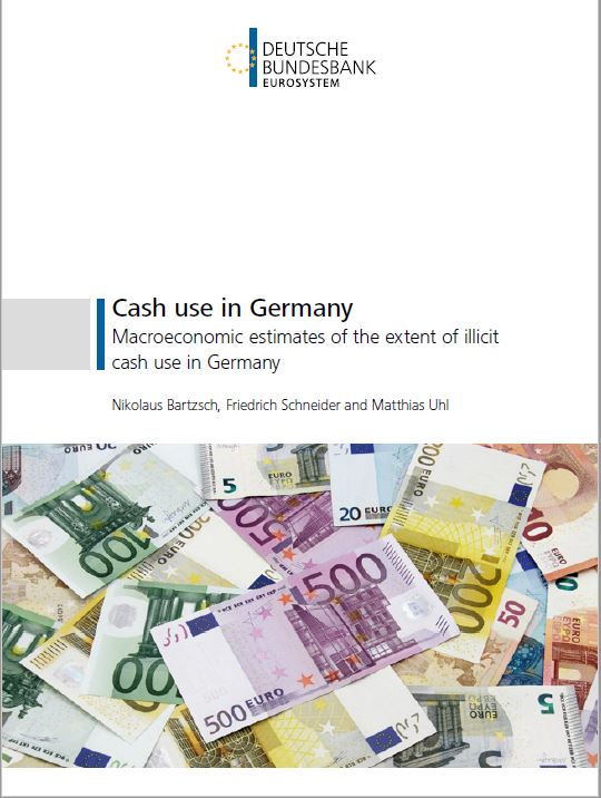 Cash use in Germany