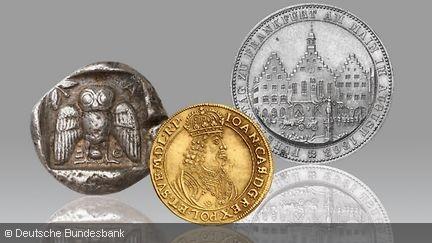 Münz Und Geldscheinsammlung Deutsche Bundesbank