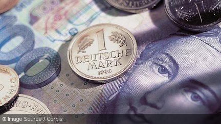 Exchanging Dm For Euro Deutsche Bundesbank