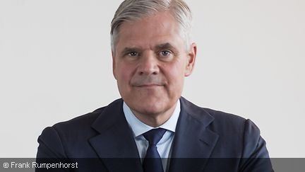 Dr Andreas Dombret