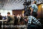 Pressekonferenz zur Vorstellung des Geschäftsberichts