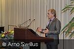 Yves Mersch bei einer Rede an der Hochschule der Deutschen Bundesbank am 27.10.2016