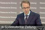 Foto zeigt Jens Weidmann bei seiner Rede beim Führungstreffen Wirtschaft 2013 der Süddeutschen Zeitung