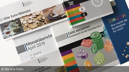 Publications of the Deutsche Bundesbank