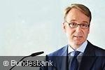 Jens Weidmann during a speech