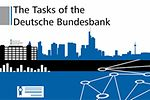 "Photo shows the start screen of the video ""The Tasks of the Deutsche Bundesbank"""