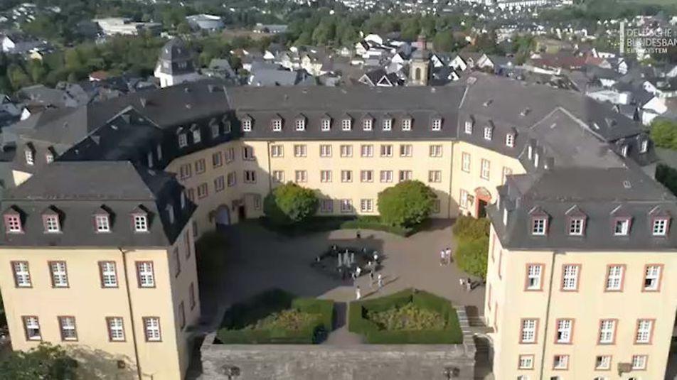 Startbild zum Video über die Hochschule