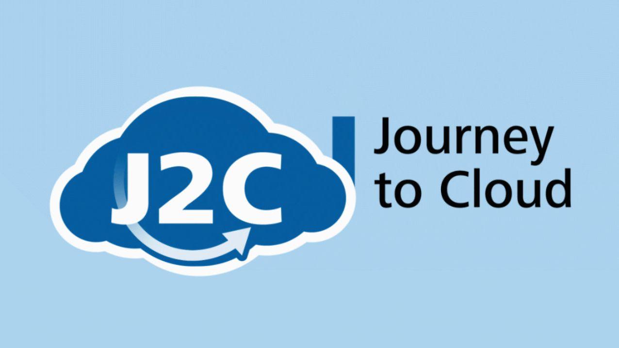 """Journey to Cloud""-Logo"
